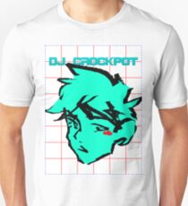 DJ CROCKBOY Unisex T-Shirt
