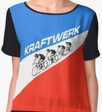 KRAFTWERK - TOUR DE FRANCE Chiffon Top
