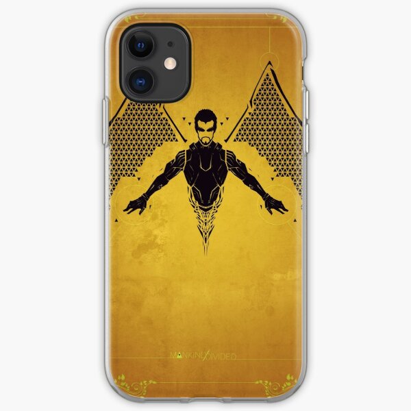 Mankind Divided iPhone Soft Case