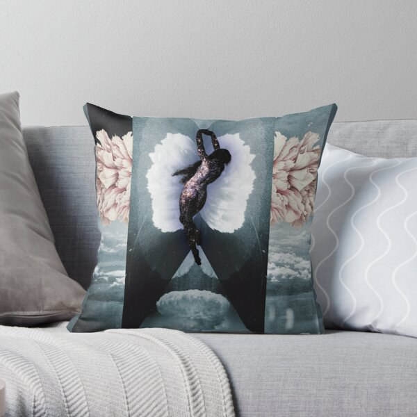Lost Constellation Throw Pillow