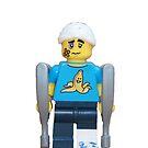 LEGO Clumsy Guy by jenni460