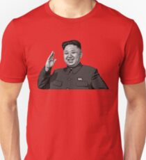 Kim Jong-Un Simple  Unisex T-Shirt