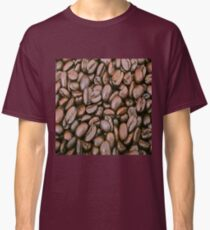 Coffee grains Classic T-Shirt