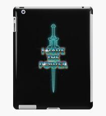 Fabulous Secret Powers iPad Case/Skin