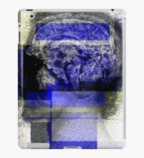 the Brain on Blue iPad Case/Skin
