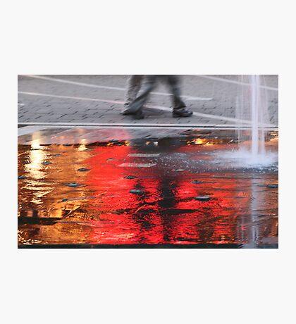 Sea of Flame Photographic Print