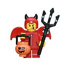 LEGO Trick or Treater by jenni460