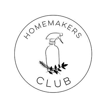 Homemakers Club by dotandink