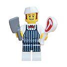 LEGO Butcher by jenni460