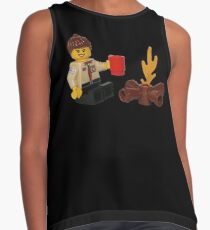 LEGO UK Scout Leader by Fire Contrast Tank