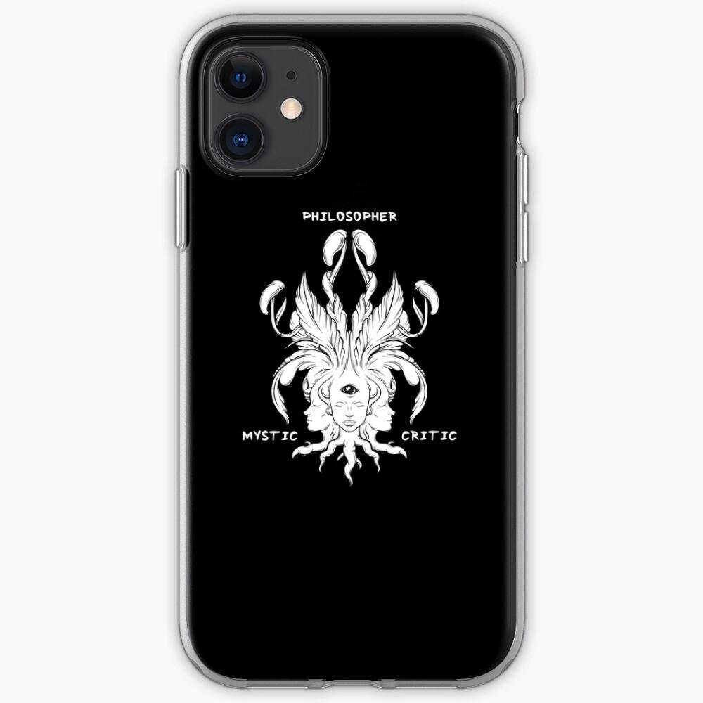 Philosopher/Mystic/Critic iPhone Case & Cover