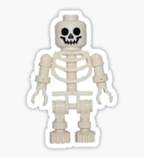 LEGO Skeleton Sticker