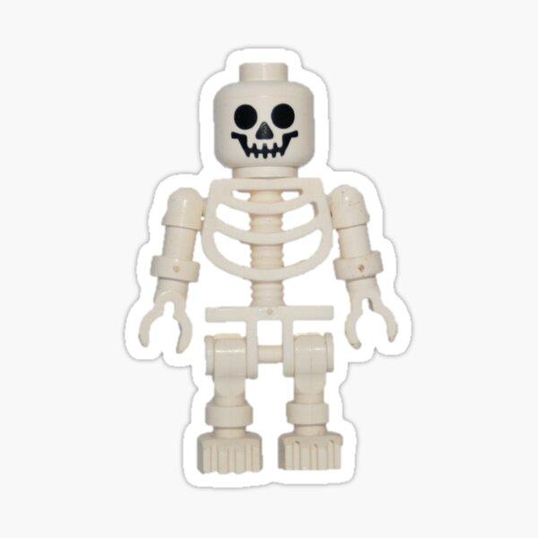 LEGO Skeleton Sticker