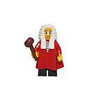 LEGO Judge by jenni460