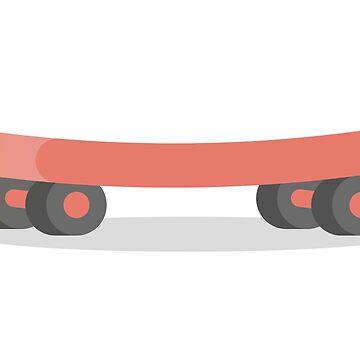 Skate Board  by bergern