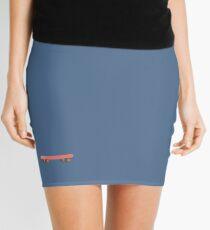 Skate Board  Mini Skirt