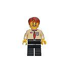LEGO Male UK Scout Leader by jenni460