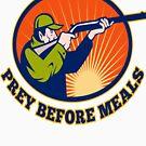 «Prey Before Meals Hunting» de GoOsiris