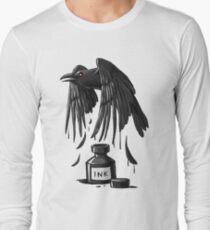 Ink Raven Long Sleeve T-Shirt