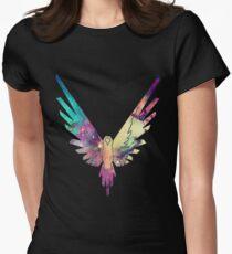 logan paul maverick Women's Fitted T-Shirt