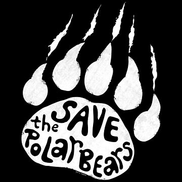 Save The Polar Bears  by ArtVixen