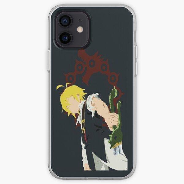 Meliodas, Nanatsu No Taizai Coque souple iPhone