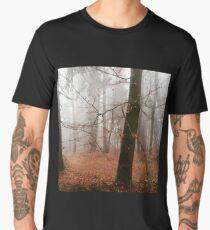 autumn tree Men's Premium T-Shirt