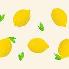Lemon Pattern by Berker Sirman