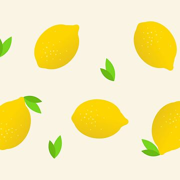 Lemon Pattern by bergern