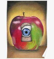 Du bist der Apfel meines Auges