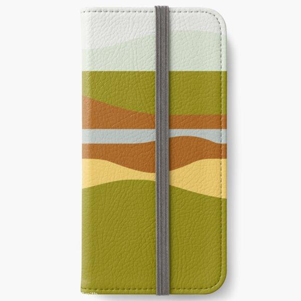 Sedimentation iPhone Wallet