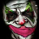 Coulrophobia Version 2 by MortemVetus