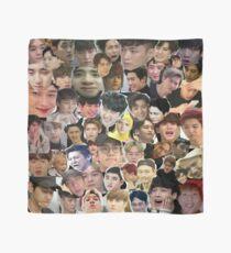 EXO - Meme Gesichtscollage Tuch