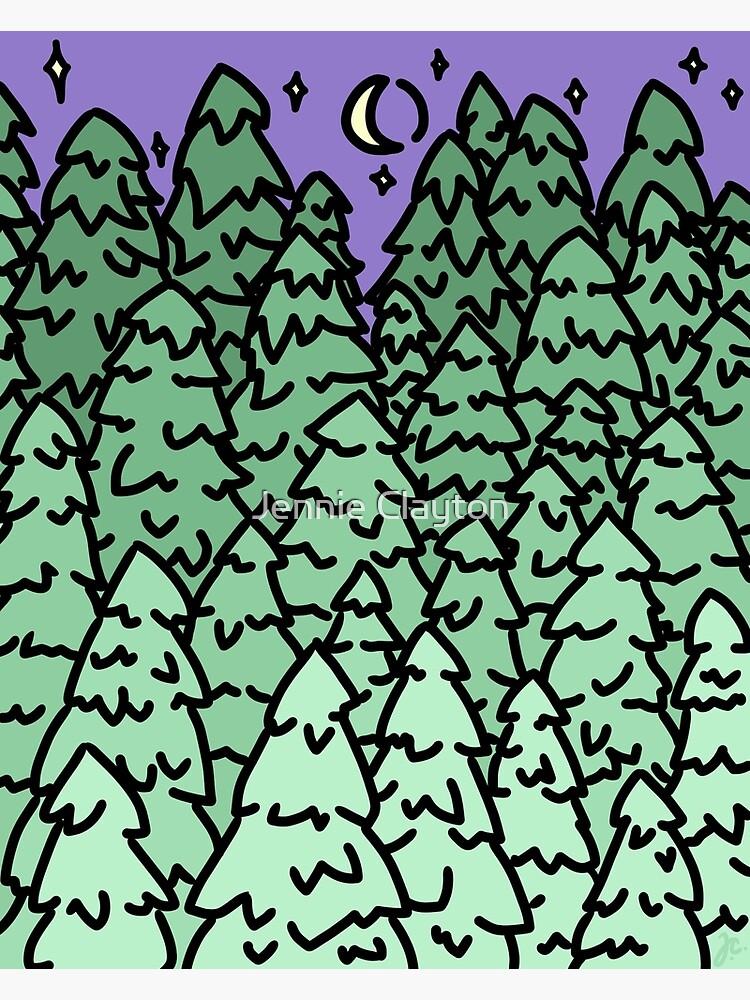 pinos degradados de jennieclayton
