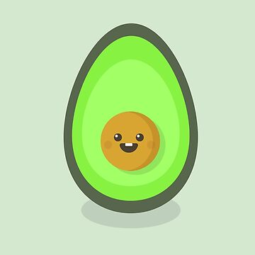 avocado by bergern