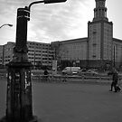 Frankfurter Tor by metronomad