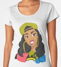 Cardi Women's Premium T-Shirt