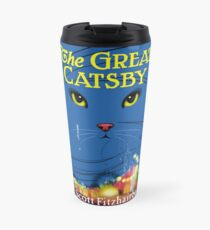 The Great Catsby Travel Mug