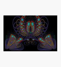fractal sea creature Photographic Print