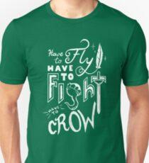 Camiseta ajustada De vuelta a Neverland