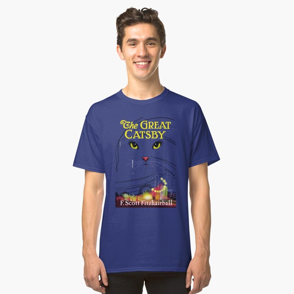 Der große Catsby Classic T-Shirt