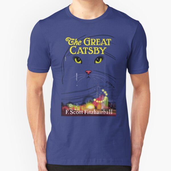 The Great Catsby Slim Fit T-Shirt