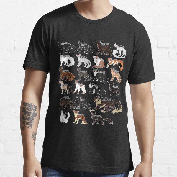 Every Shadowclan Leader Ever Essential T-Shirt