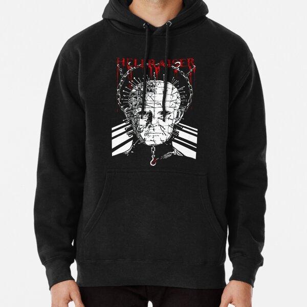Puzzle Box Pullover Hoodie Sweatshirt Horor Clothing Pinhead Hellraiser Clive