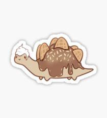 Chocosaurus Sticker