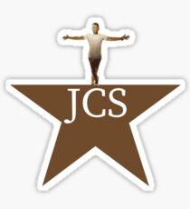 JCS Sticker