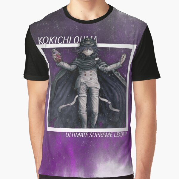 KOKICHI OUMA // Oberster Führer Grafik T-Shirt