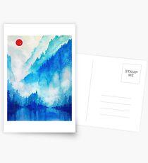 Ravine Postcards