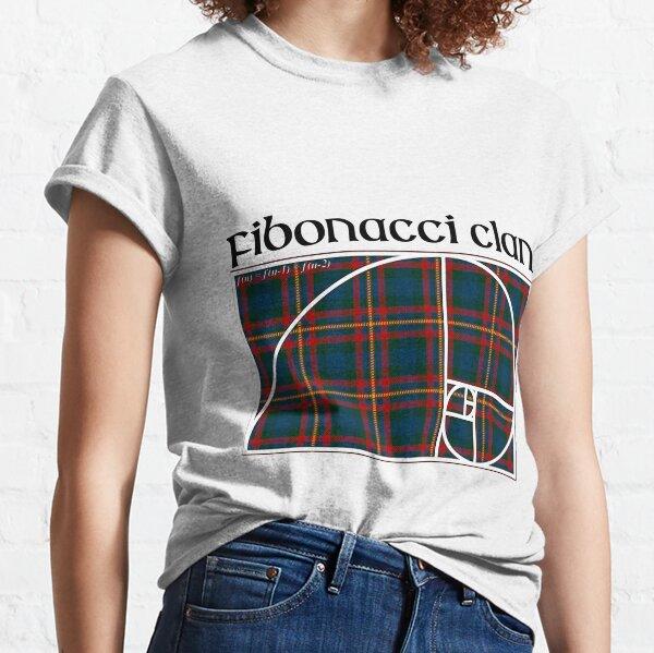 Fibonacci Clan Classic T-Shirt