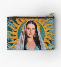 Lana Del Rey Zipper Pouch